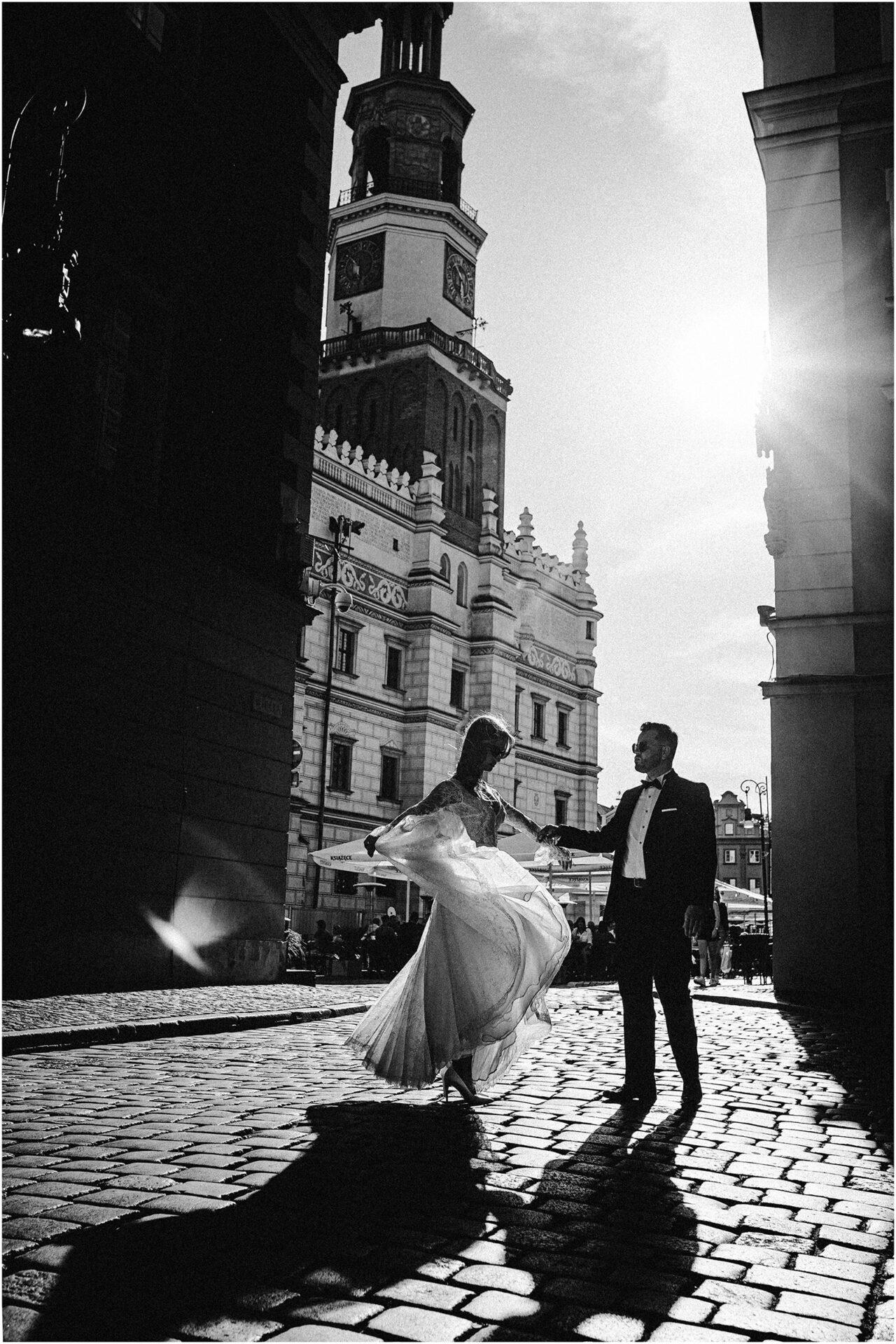 Asia & Andrzej | sesja na dachu w Poznaniu 6