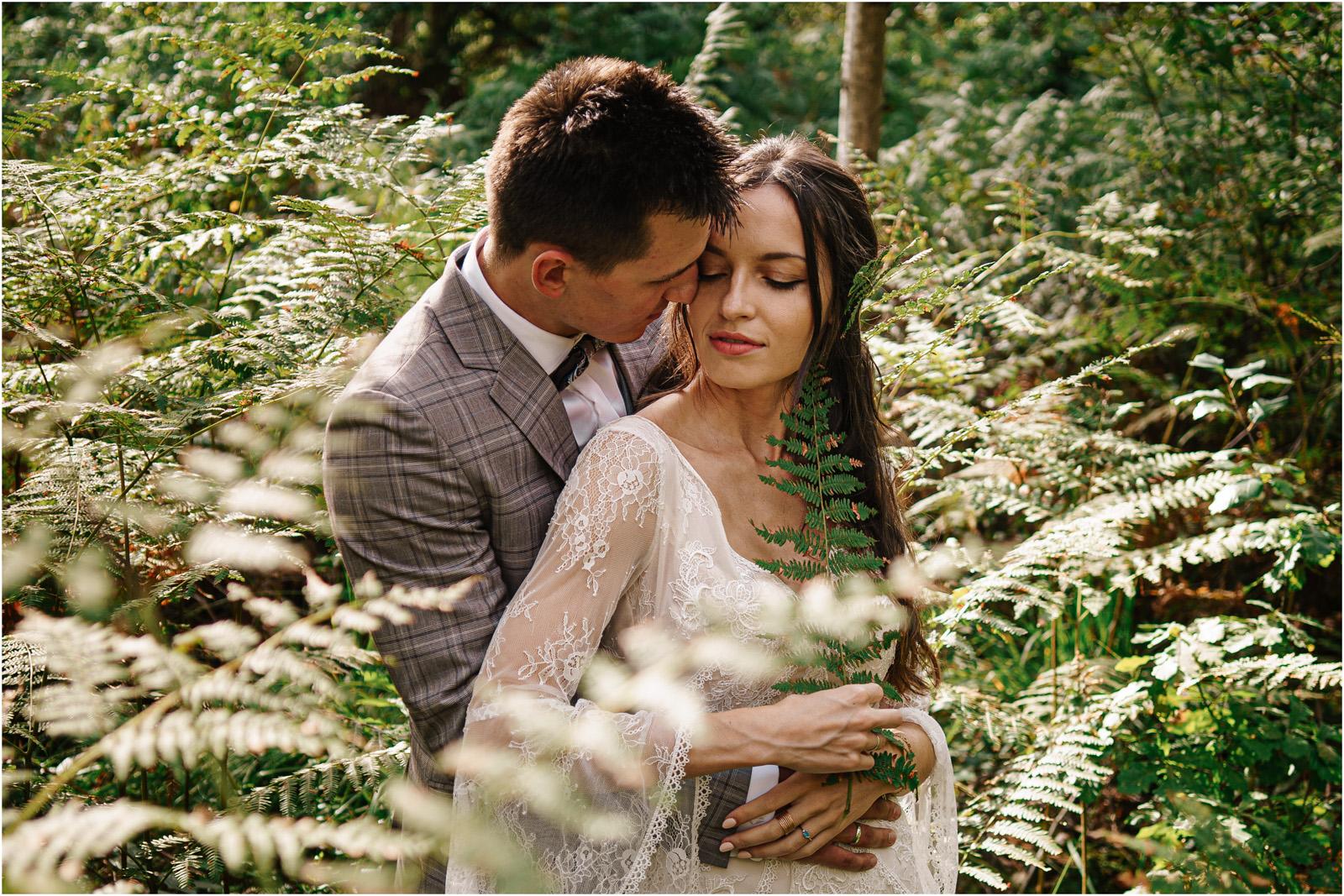 Ania & Mateusz | sesja w Chatce Shreka 5