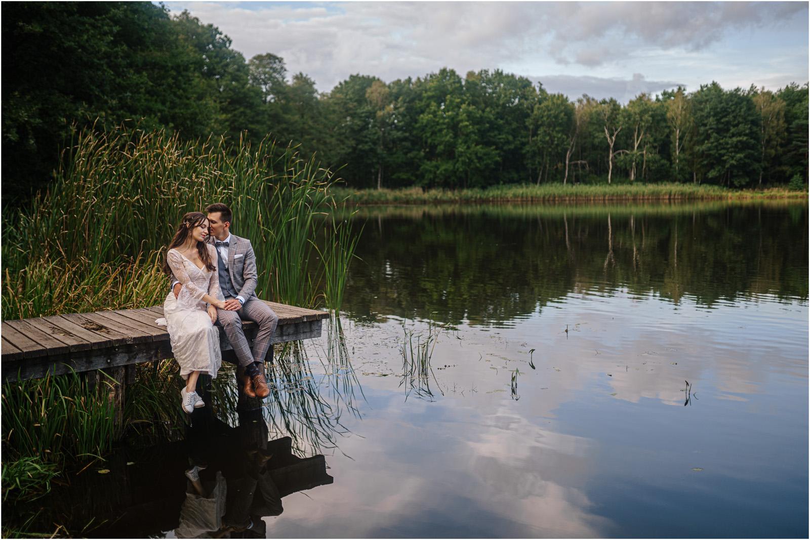 Ania & Mateusz | sesja w Chatce Shreka 26