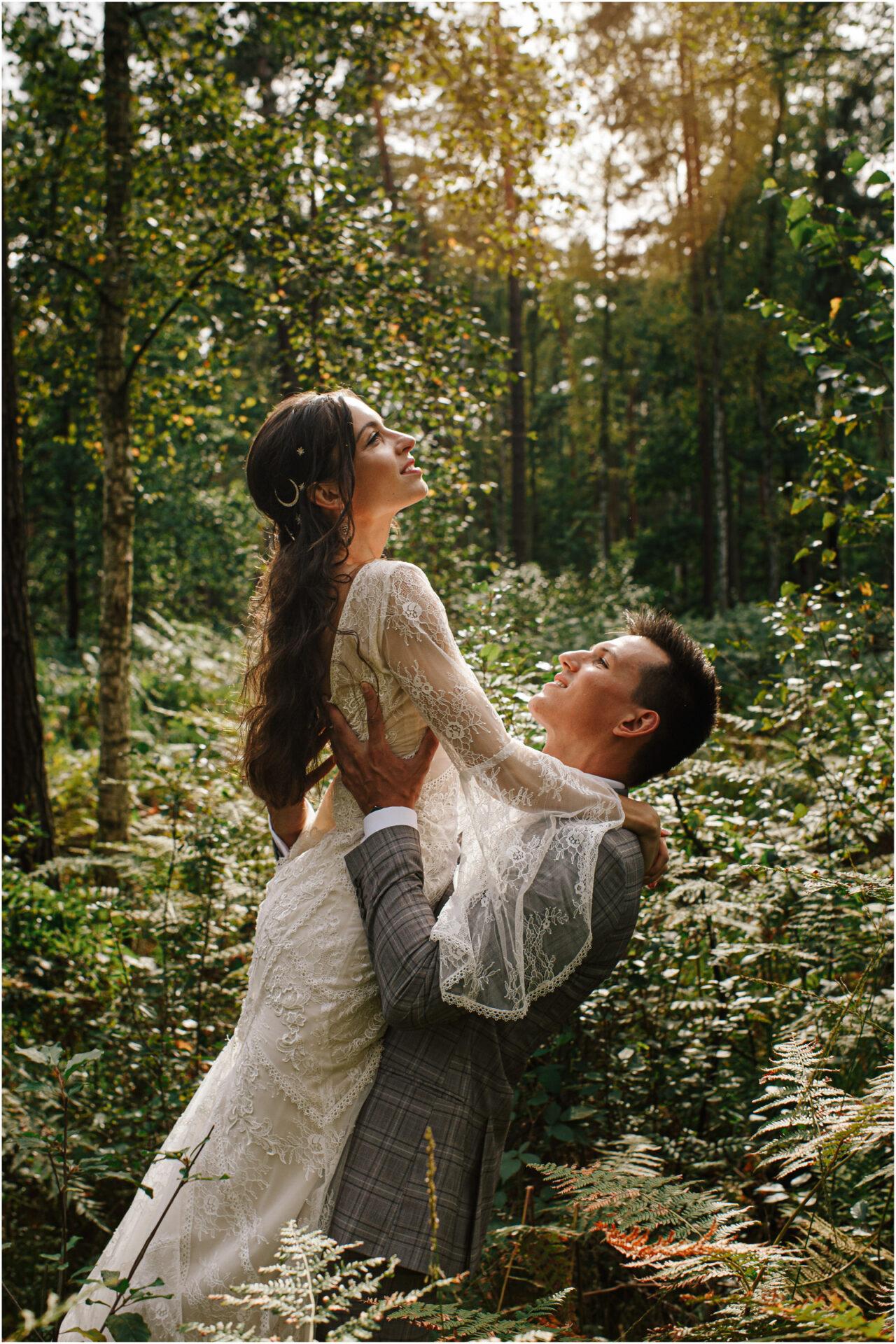 Ania & Mateusz | sesja w Chatce Shreka 2