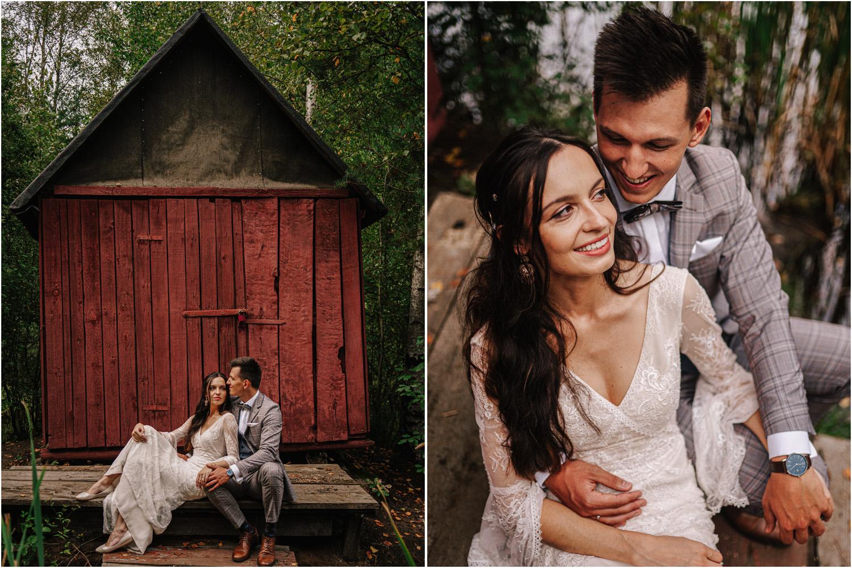 Ania & Mateusz | sesja w Chatce Shreka 24