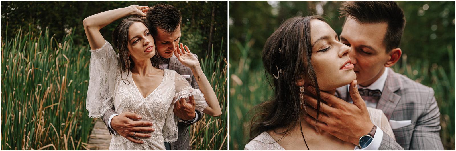 Ania & Mateusz | sesja w Chatce Shreka 21
