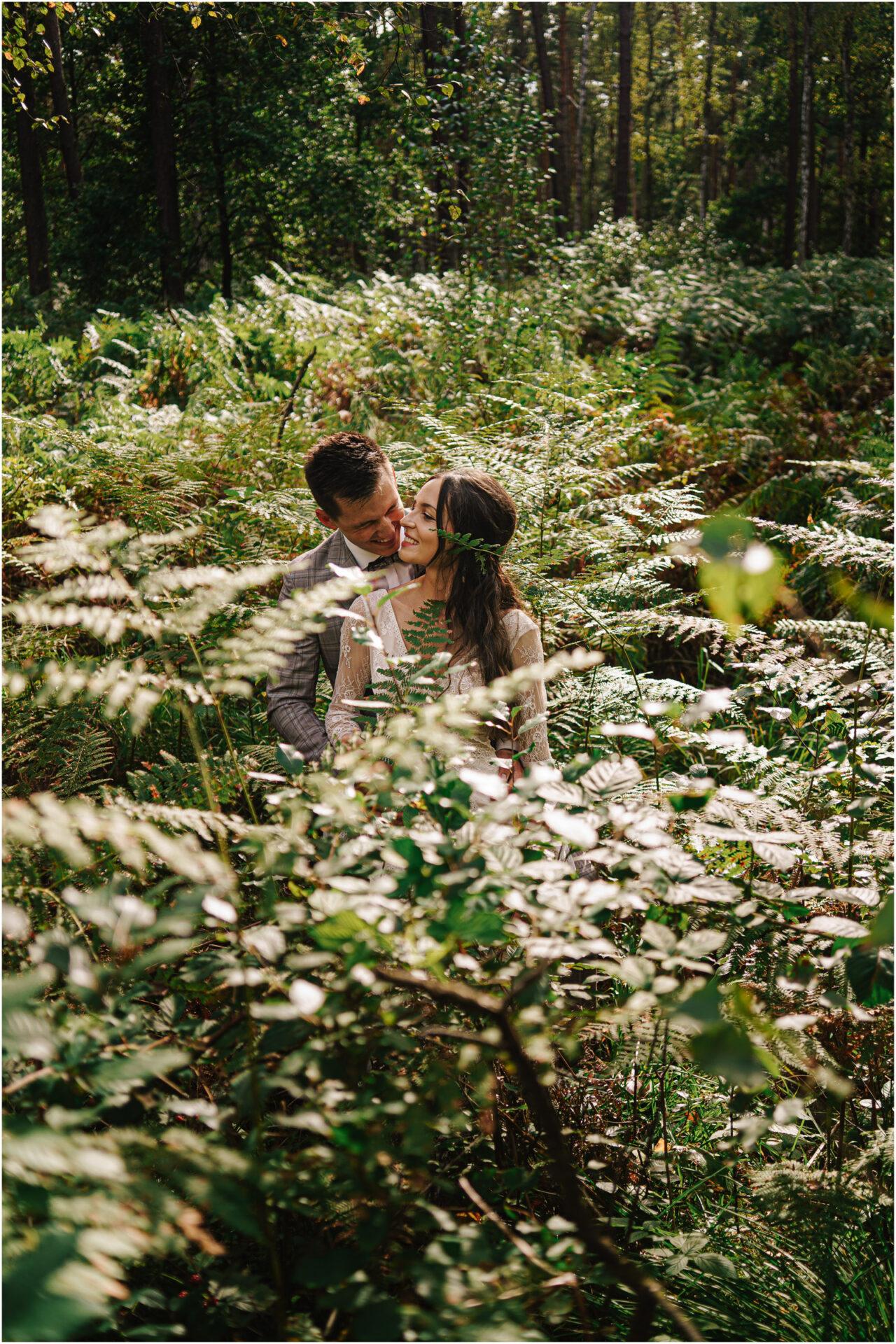 Ania & Mateusz | sesja w Chatce Shreka 4