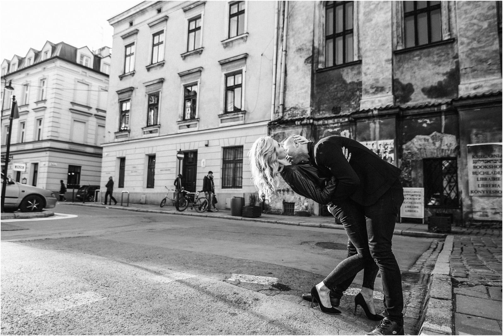 Kasia & Tomek | wiosenna sesja w Krakowie 29
