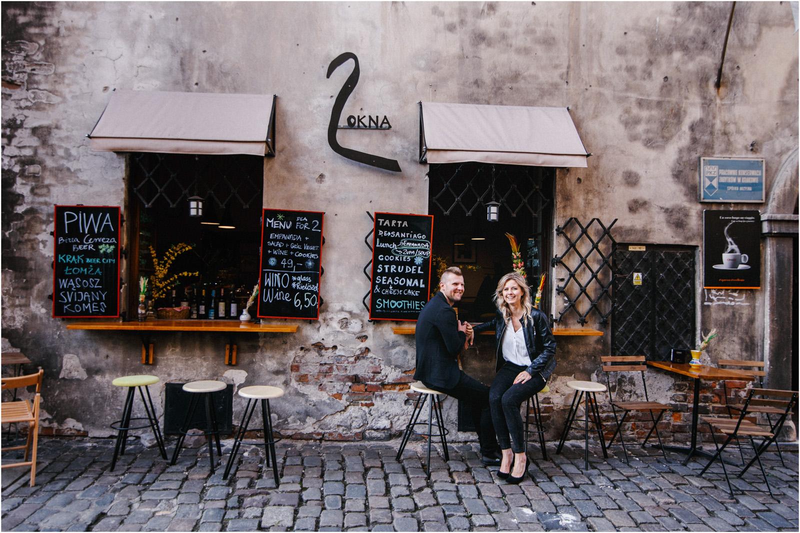 Kasia & Tomek | wiosenna sesja w Krakowie 24