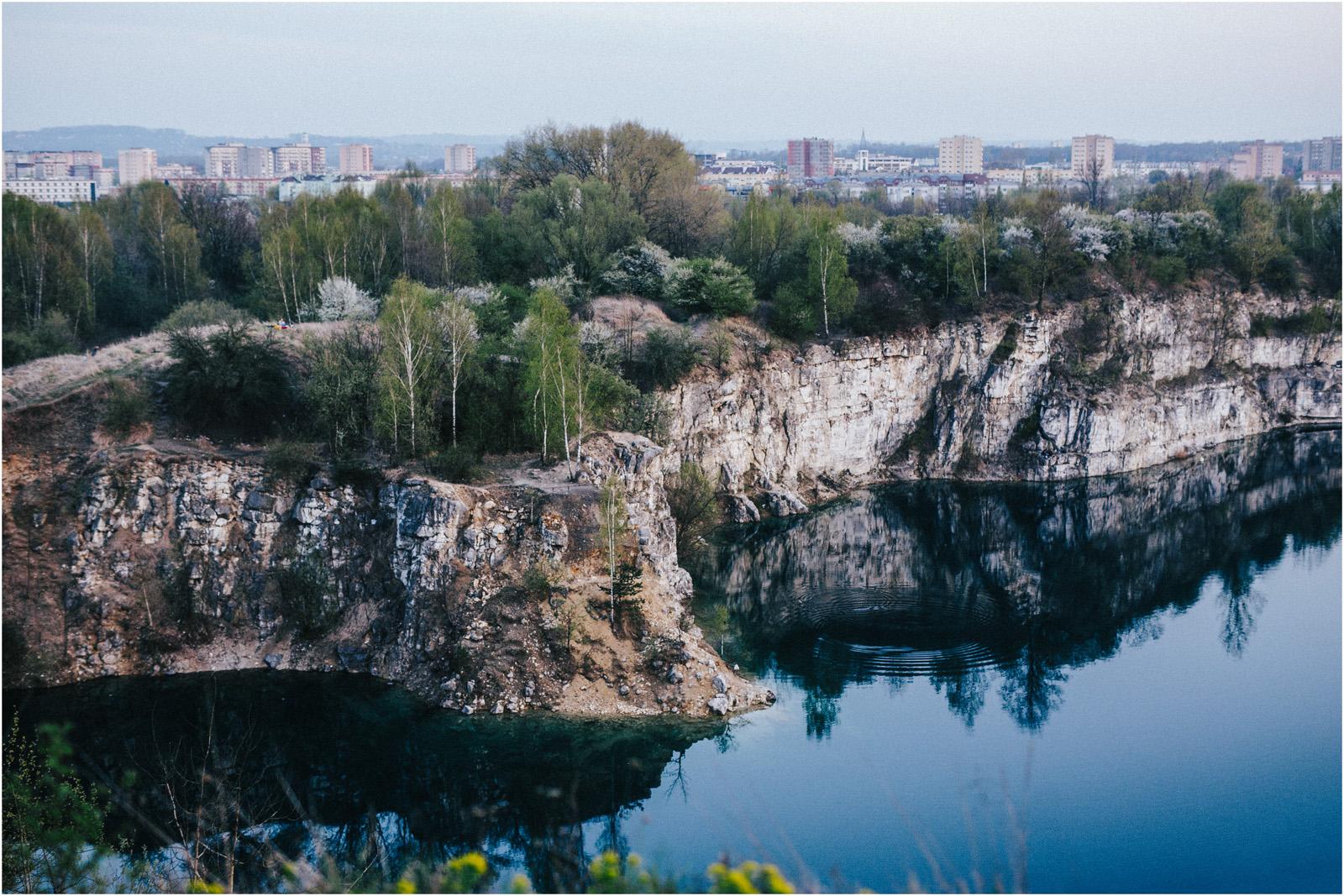 Kasia & Tomek | wiosenna sesja w Krakowie 34