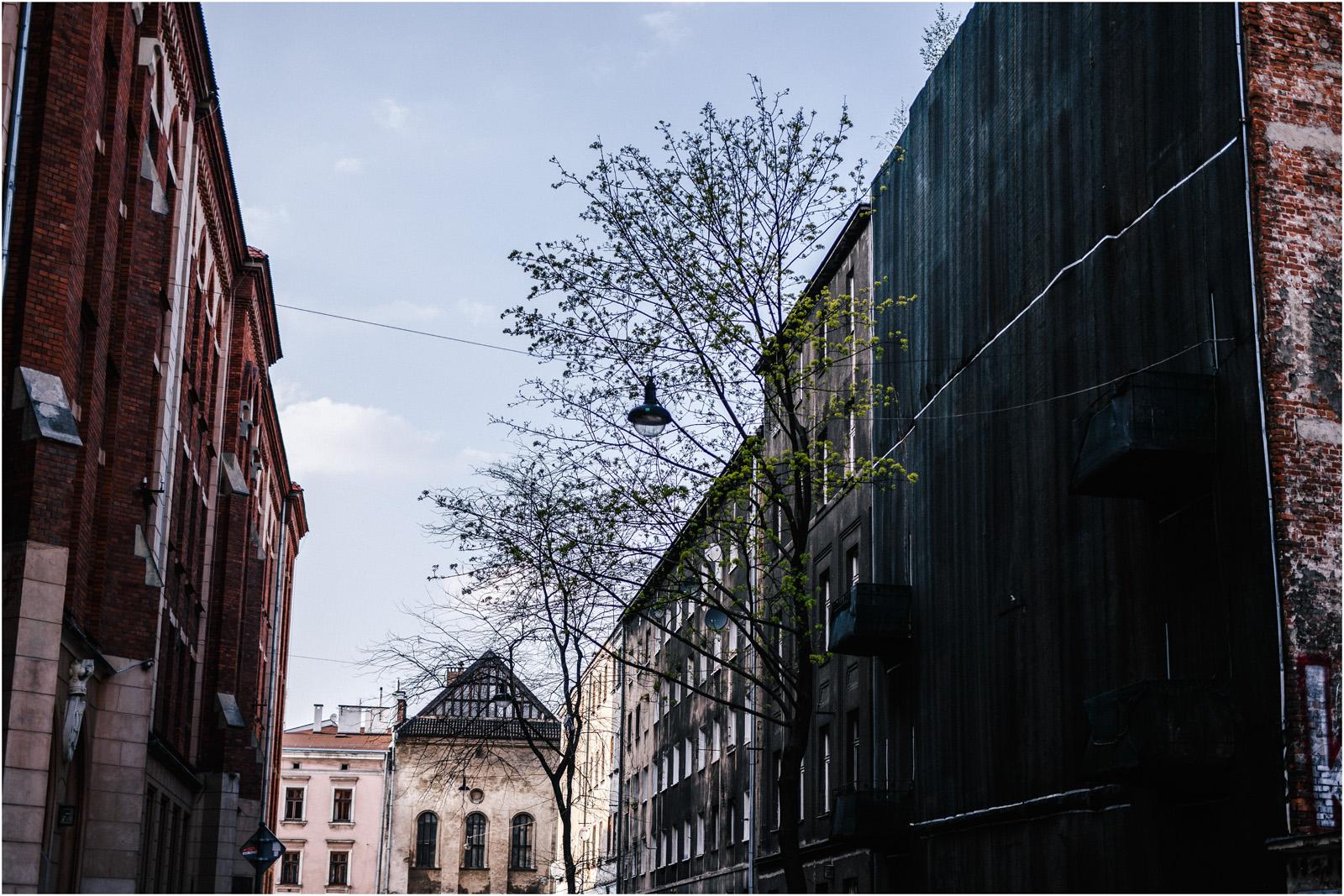 Kasia & Tomek | wiosenna sesja w Krakowie 19