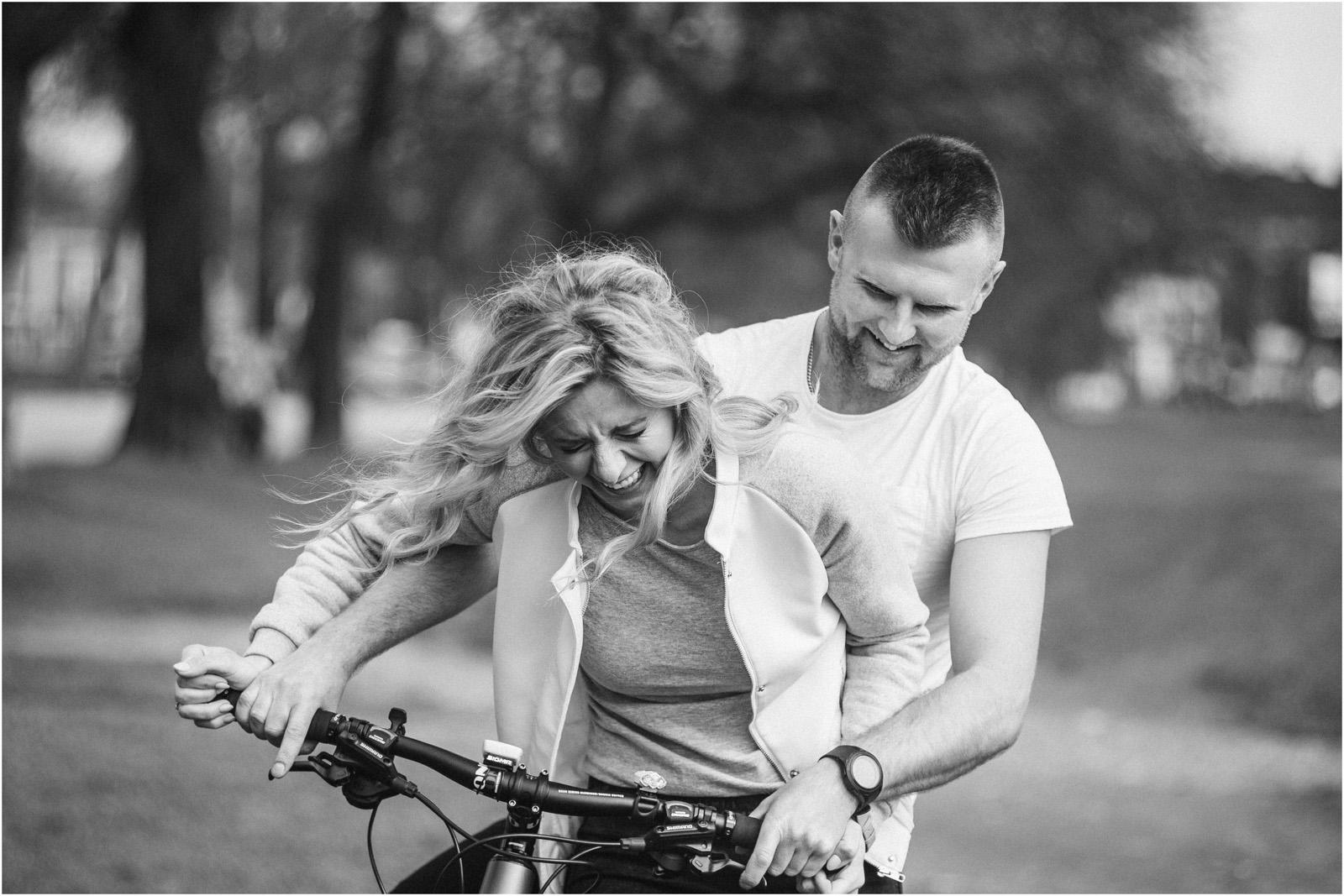Kasia & Tomek | wiosenna sesja w Krakowie 5