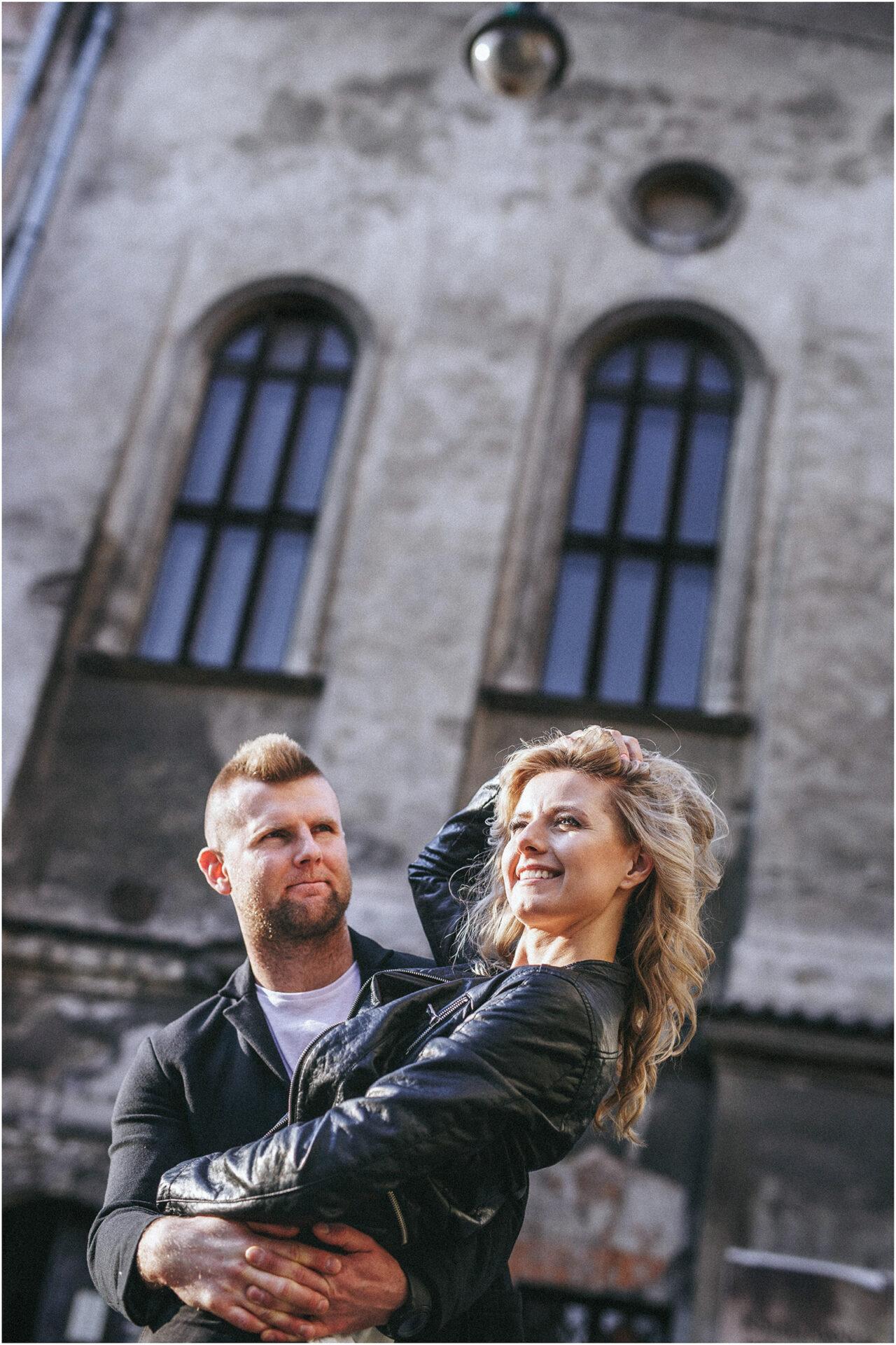Kasia & Tomek | wiosenna sesja w Krakowie 20