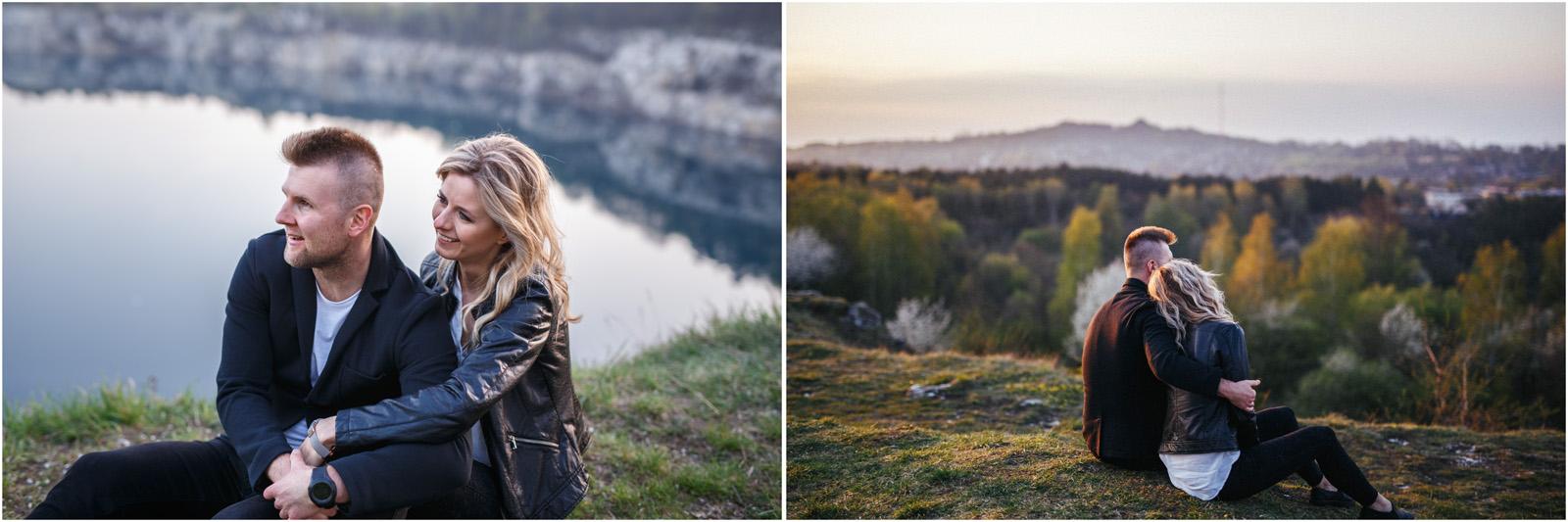 Kasia & Tomek | wiosenna sesja w Krakowie 33