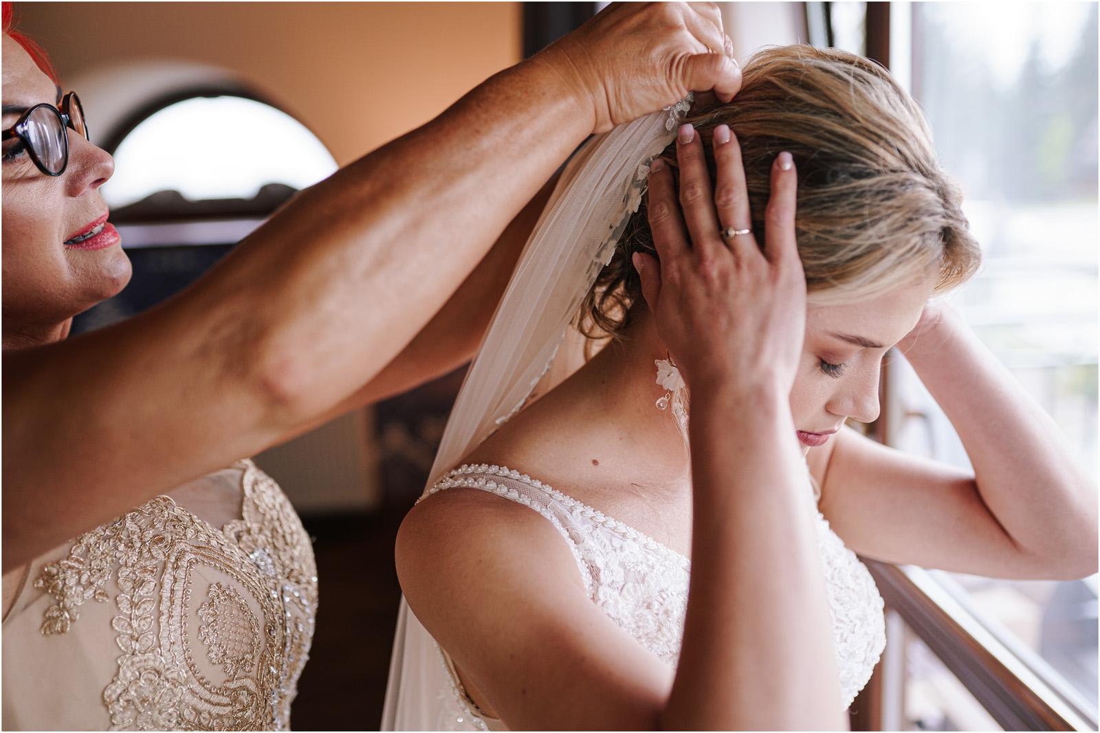 Amanda & Błażej | ślub i sesja w górach 7