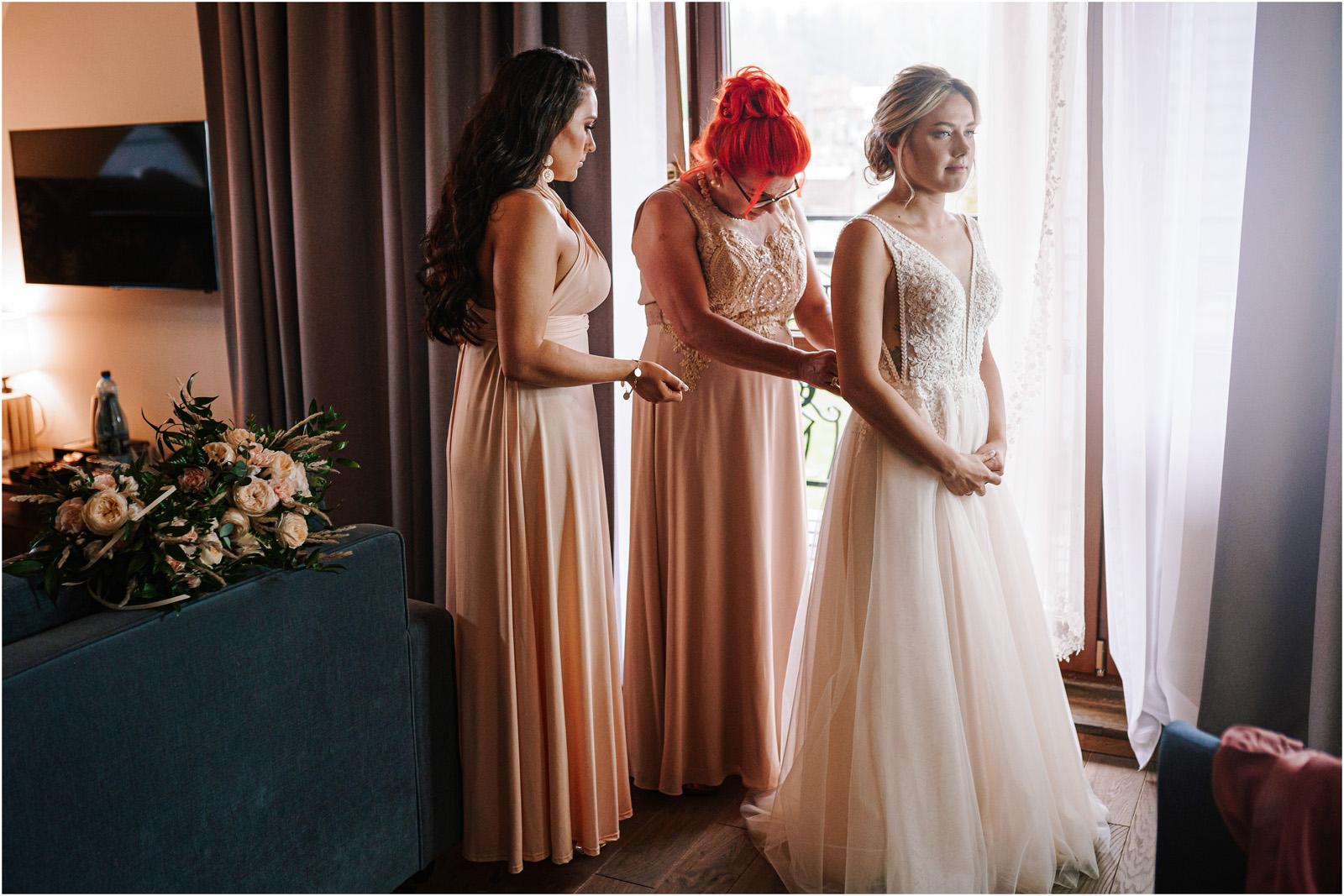 Amanda & Błażej | ślub i sesja w górach 6