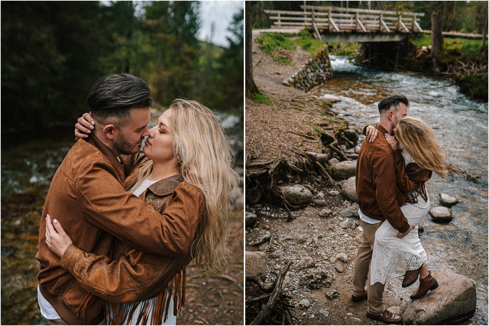 Amanda & Błażej | ślub i sesja w górach 68