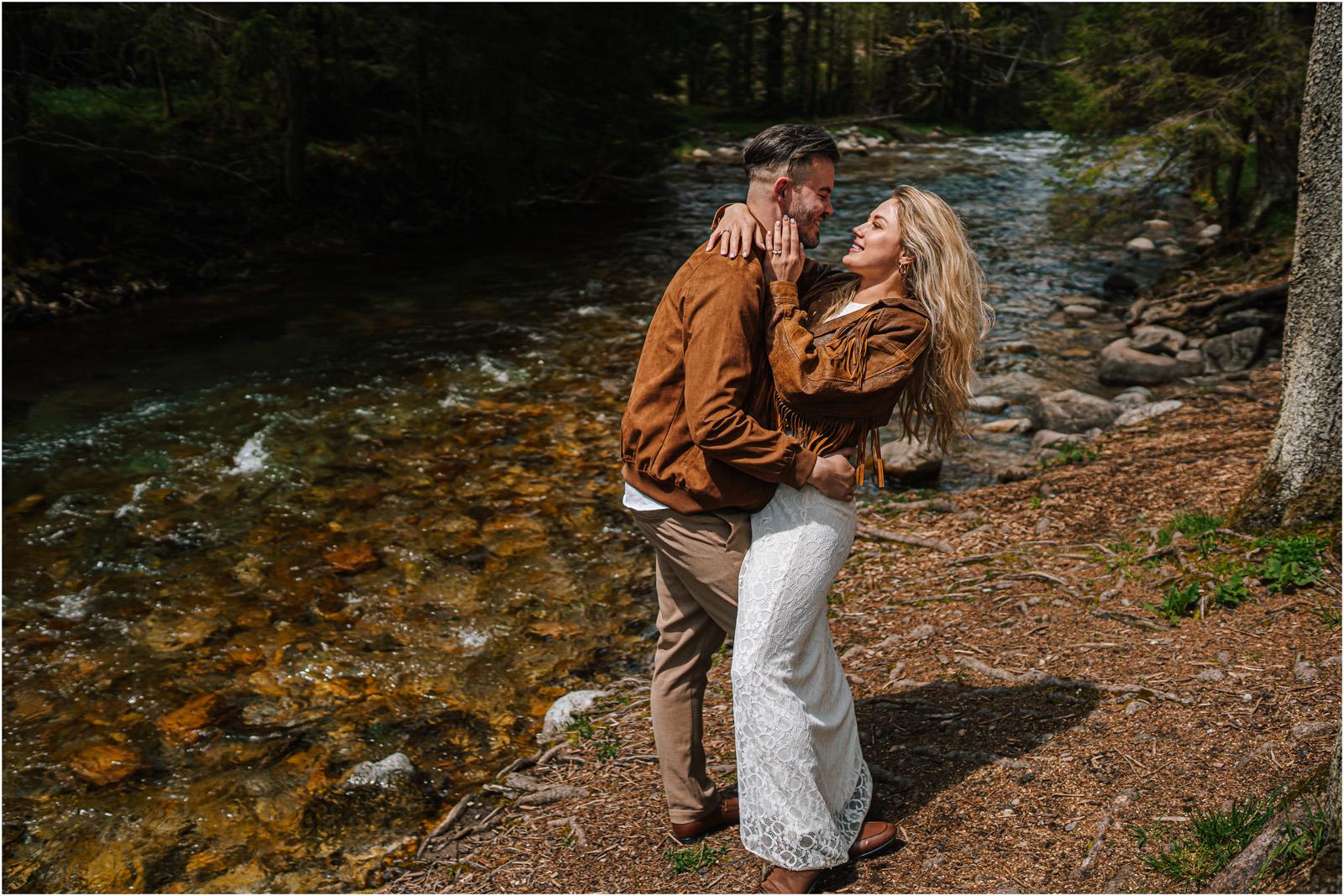 Amanda & Błażej | ślub i sesja w górach 69