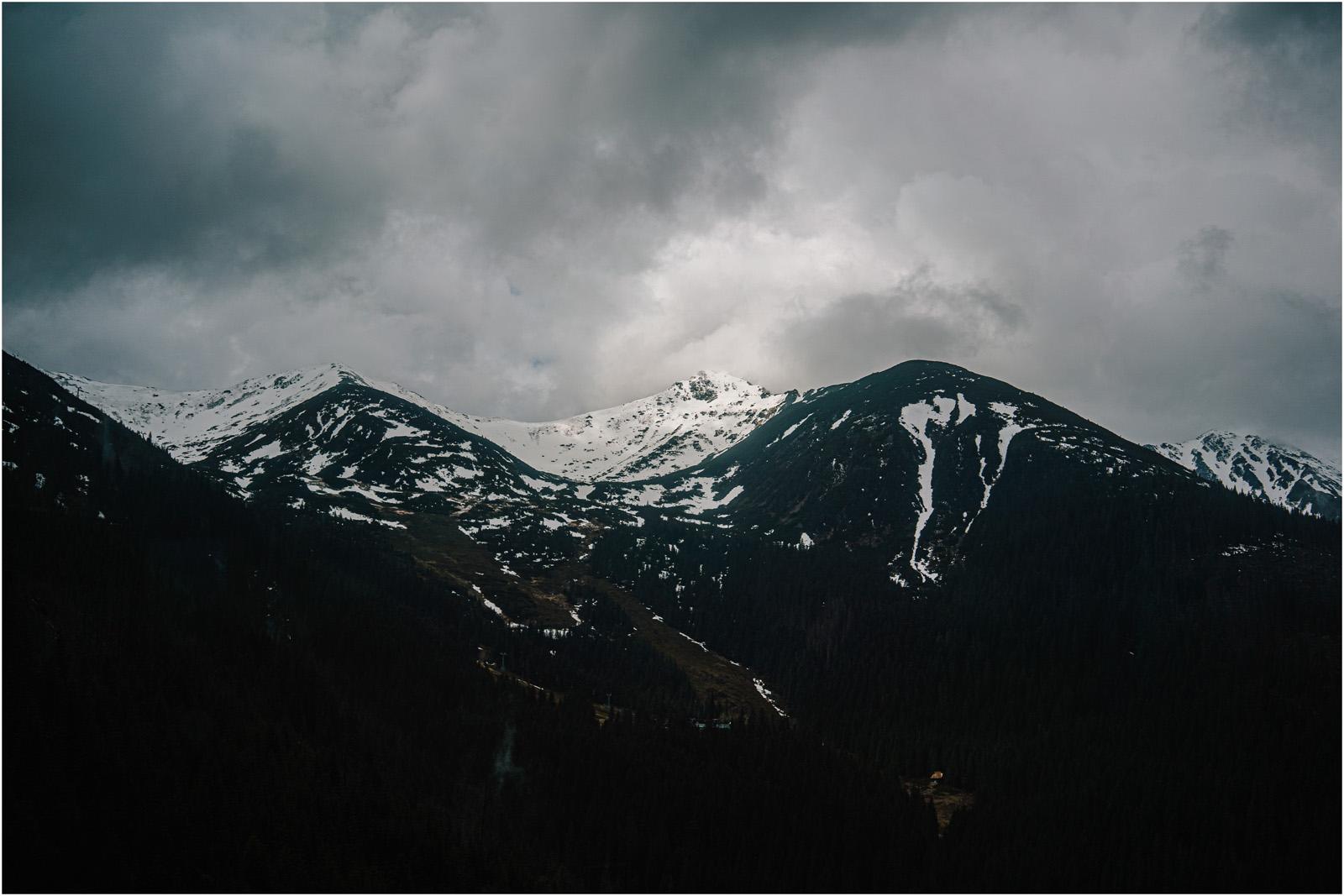Amanda & Błażej | ślub i sesja w górach 89