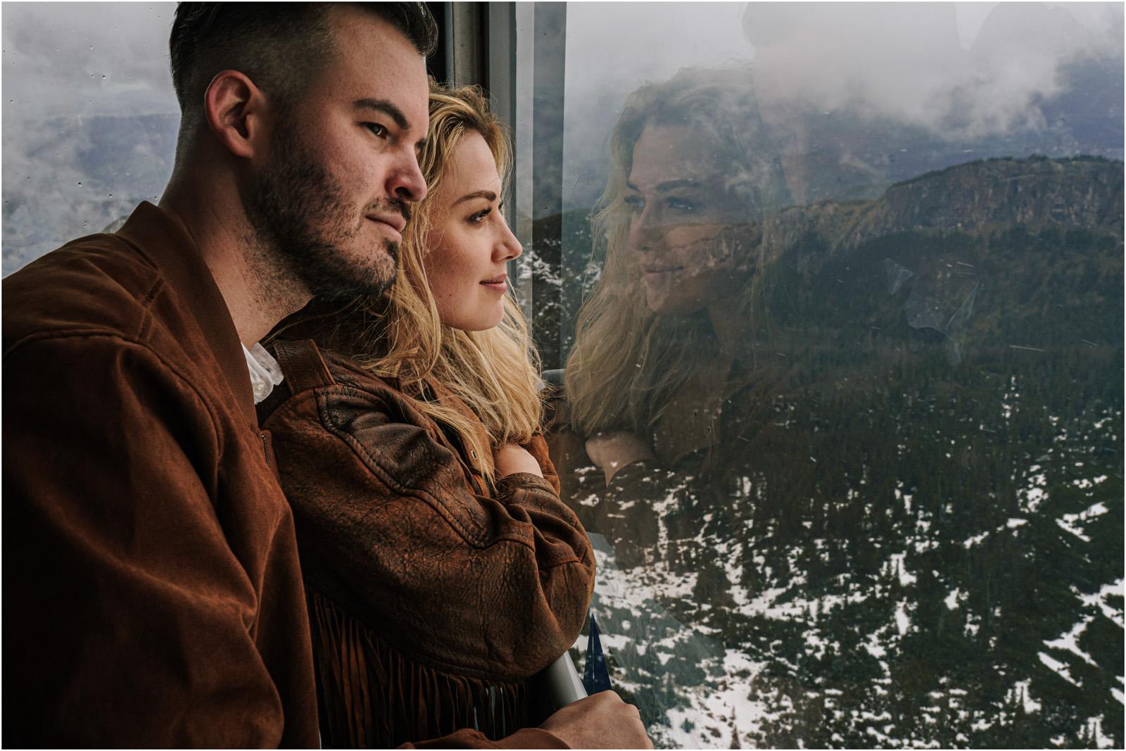 Amanda & Błażej | ślub i sesja w górach 88
