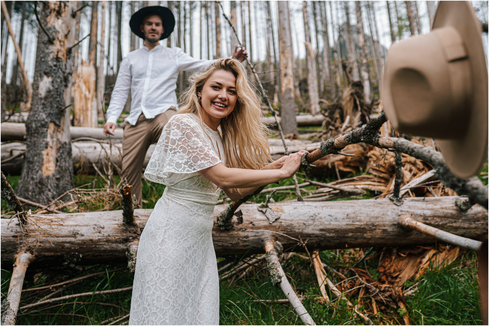 Amanda & Błażej | ślub i sesja w górach 81