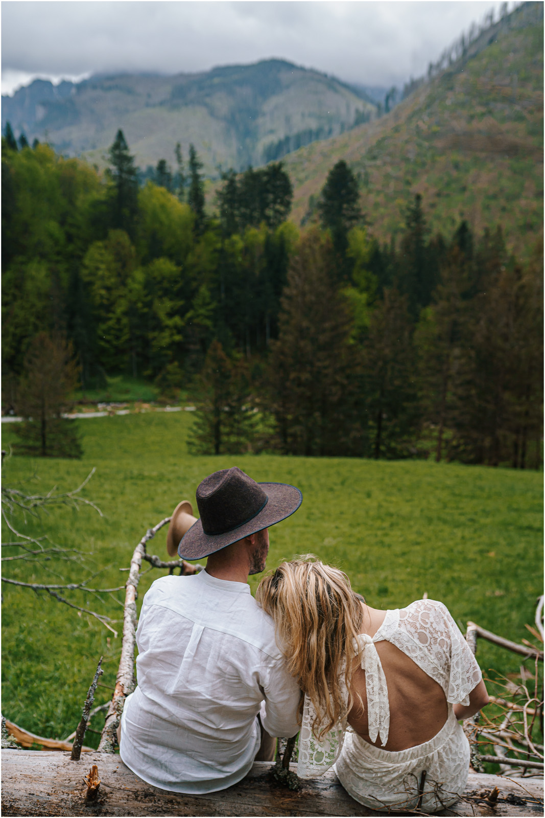 Amanda & Błażej | ślub i sesja w górach 82