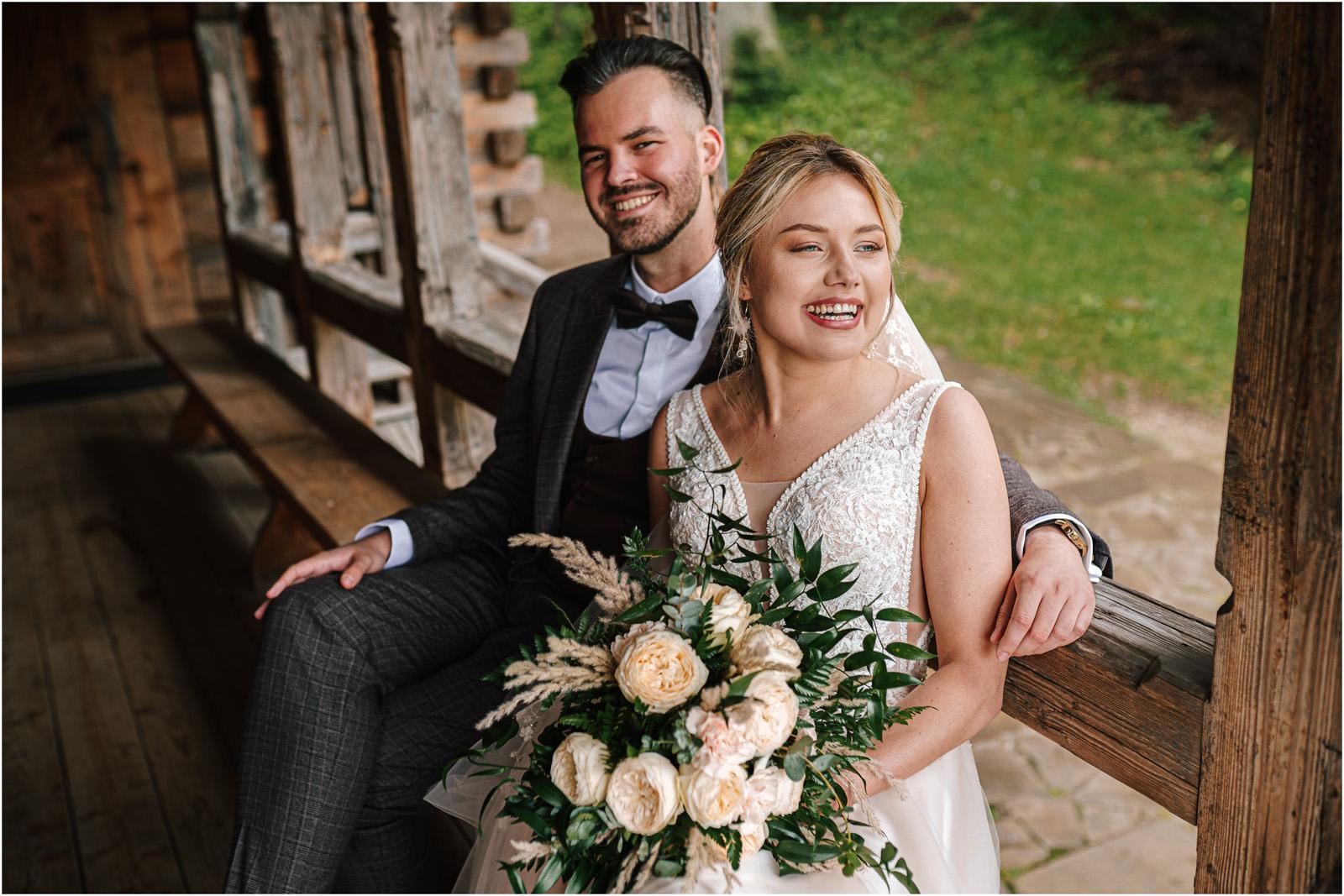 Amanda & Błażej | ślub i sesja w górach 44