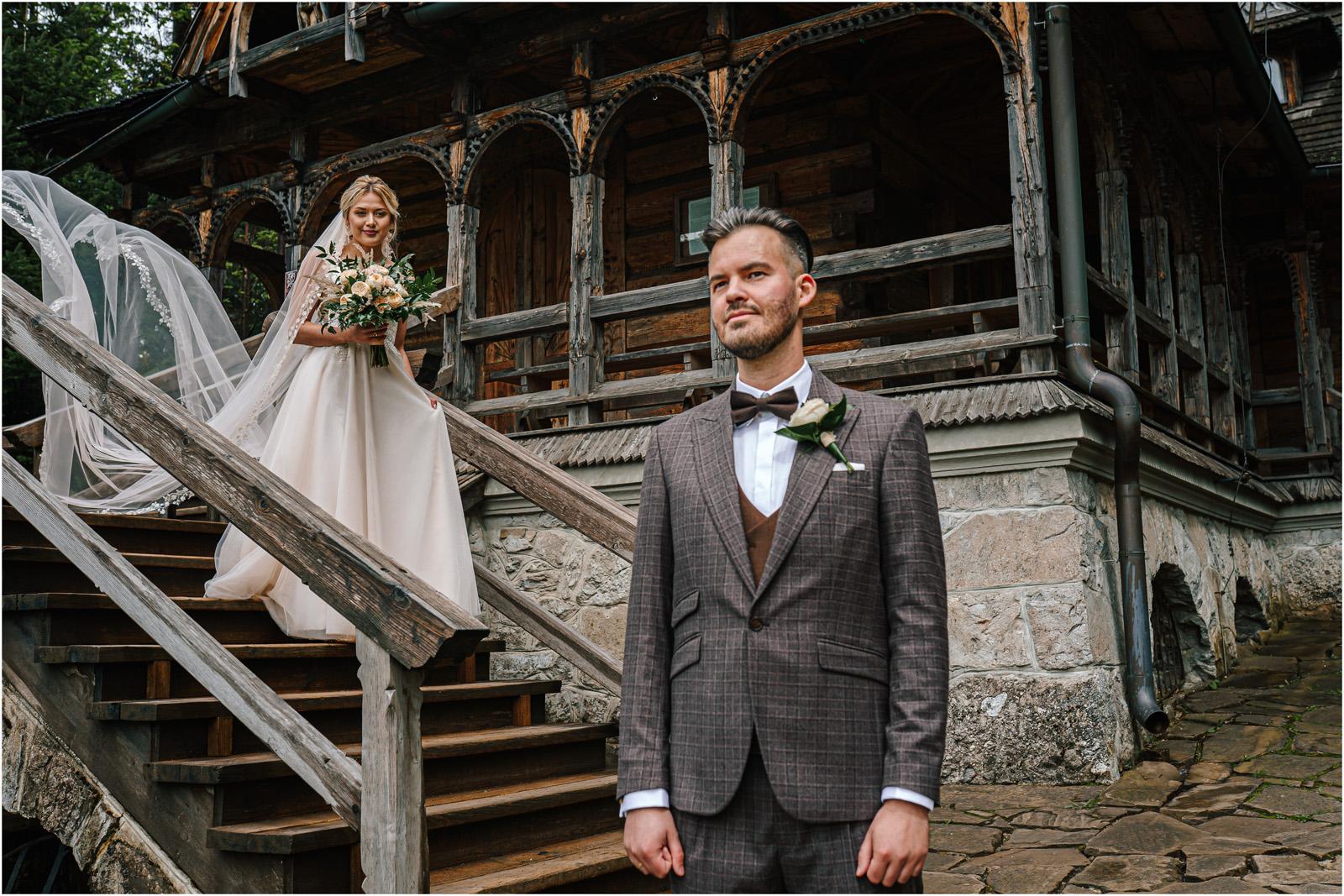 Amanda & Błażej | ślub i sesja w górach 45