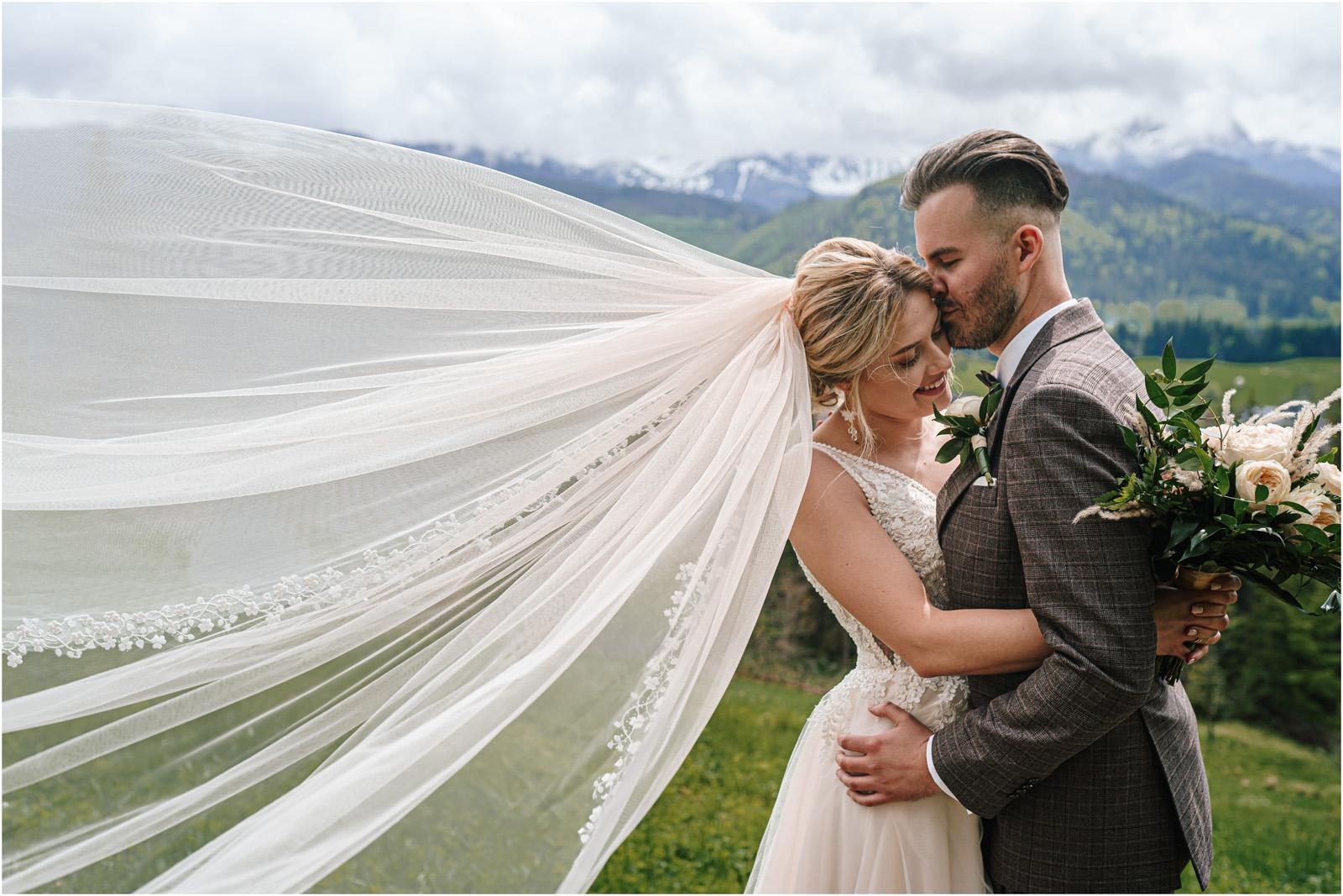 Amanda & Błażej | ślub i sesja w górach 49