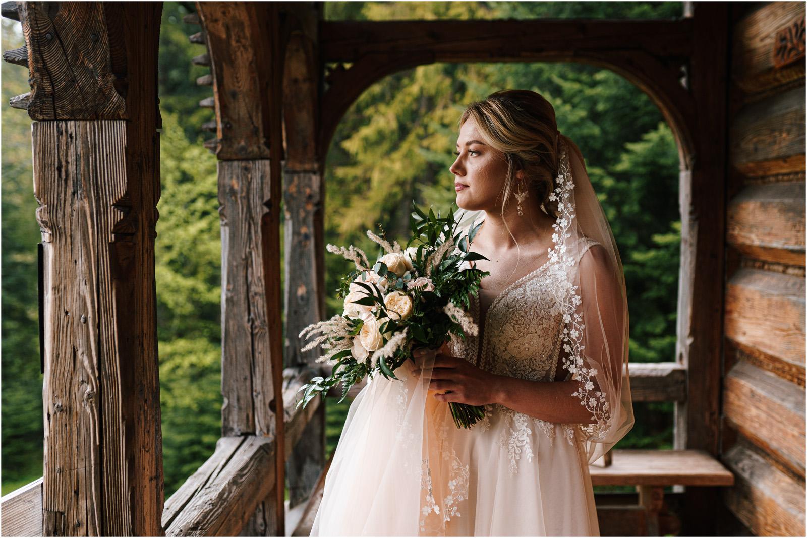 Amanda & Błażej | ślub i sesja w górach 24