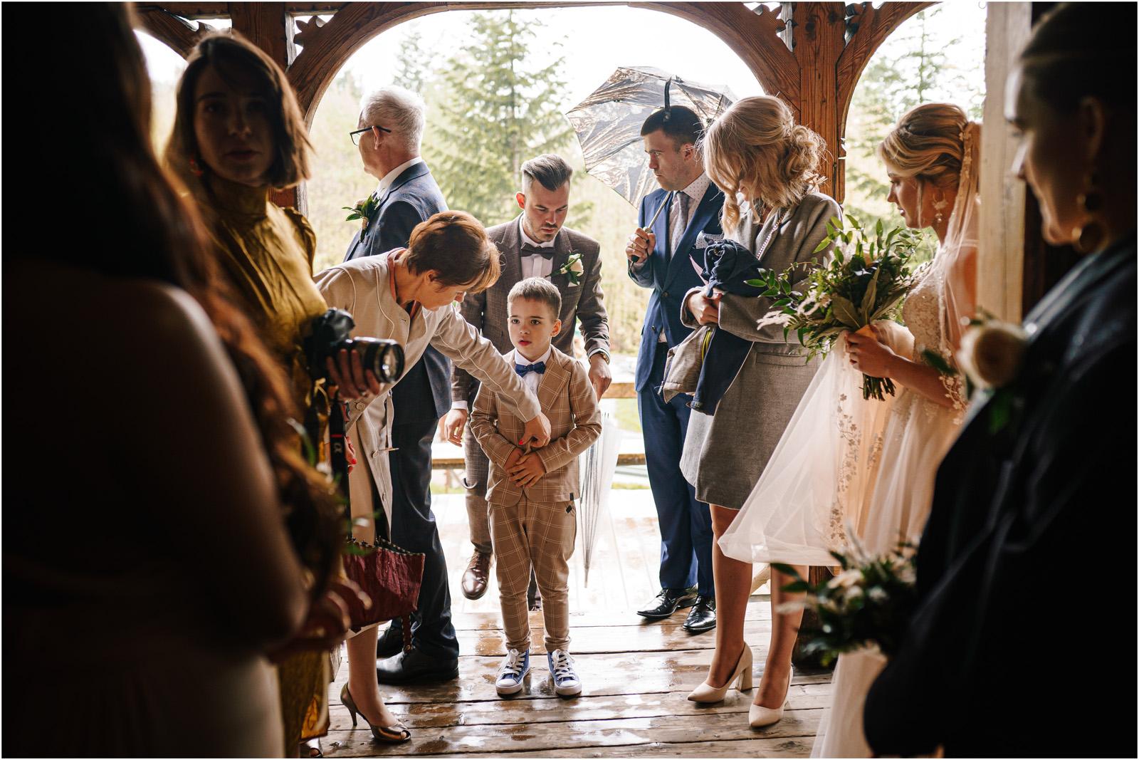 Amanda & Błażej | ślub i sesja w górach 23
