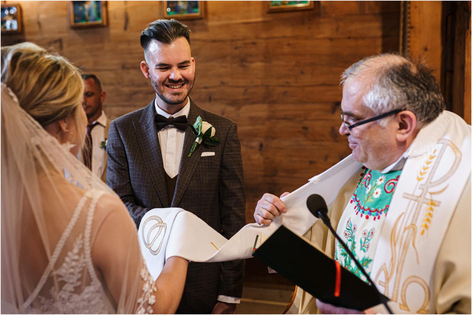 Amanda & Błażej | ślub i sesja w górach 34