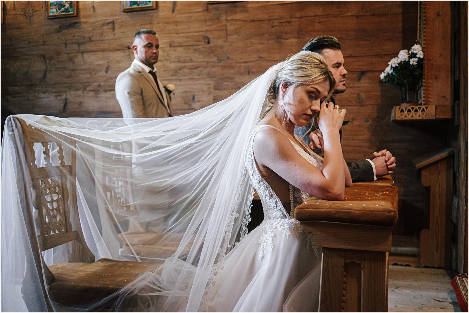 Amanda & Błażej | ślub i sesja w górach 38