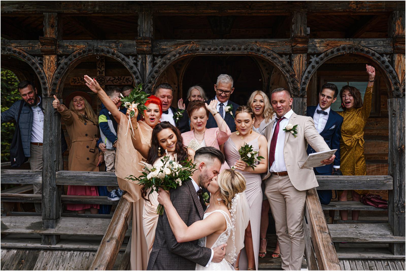 Amanda & Błażej | ślub i sesja w górach 42