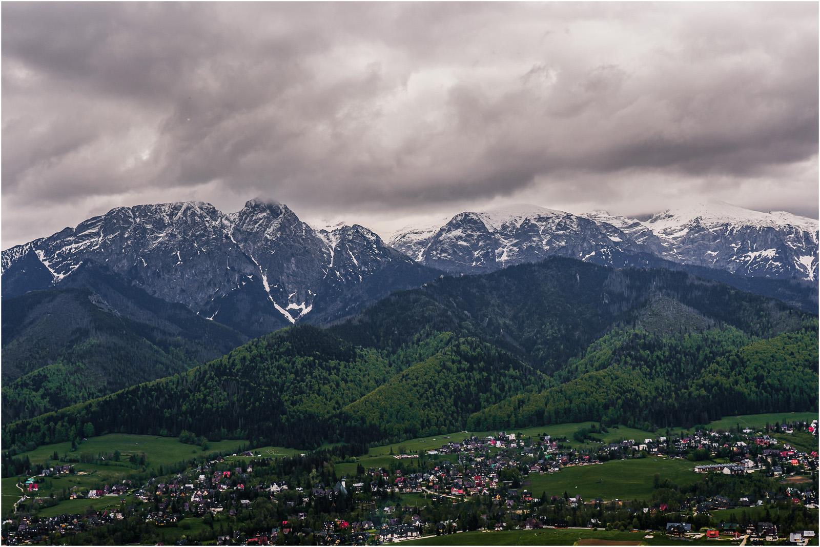 Amanda & Błażej | ślub i sesja w górach 1