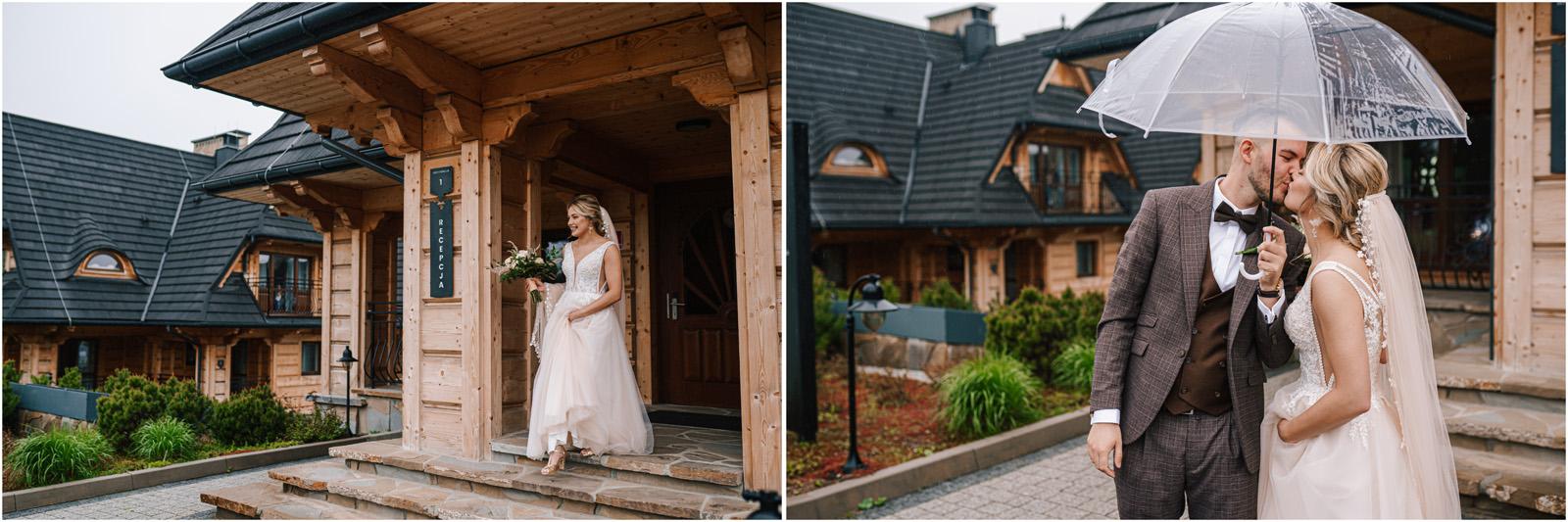 Amanda & Błażej | ślub i sesja w górach 18