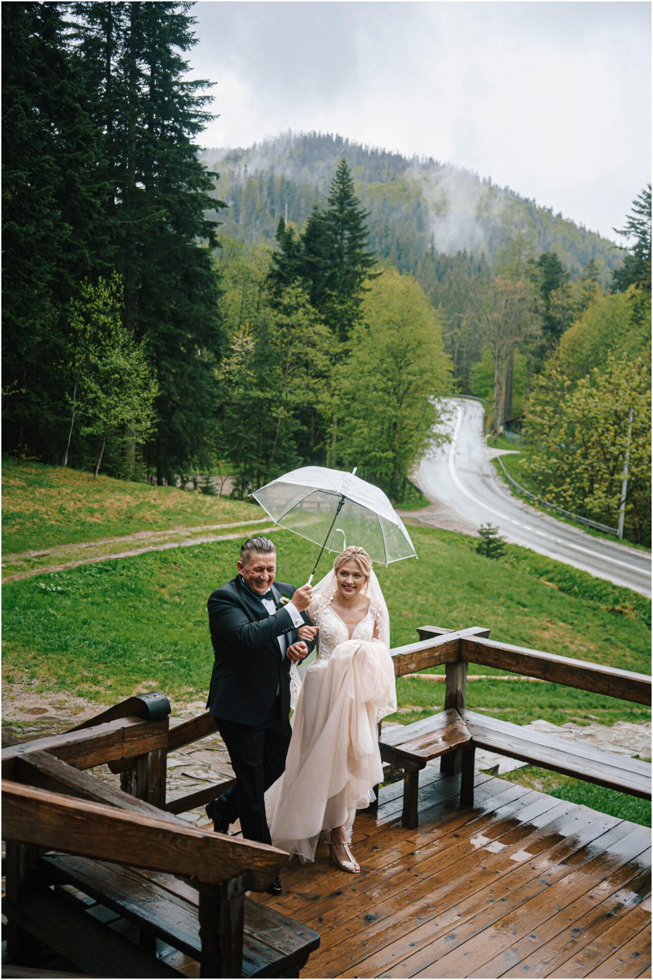 Amanda & Błażej | ślub i sesja w górach 27