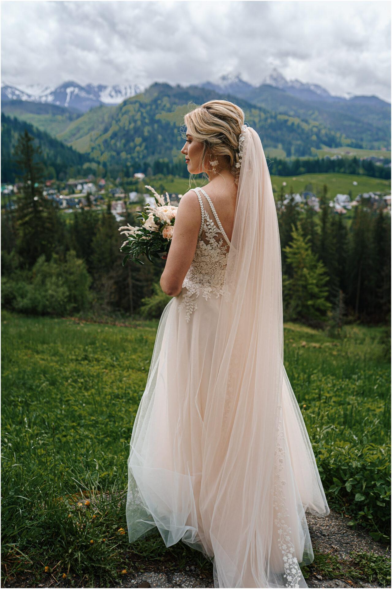 Amanda & Błażej | ślub i sesja w górach 52