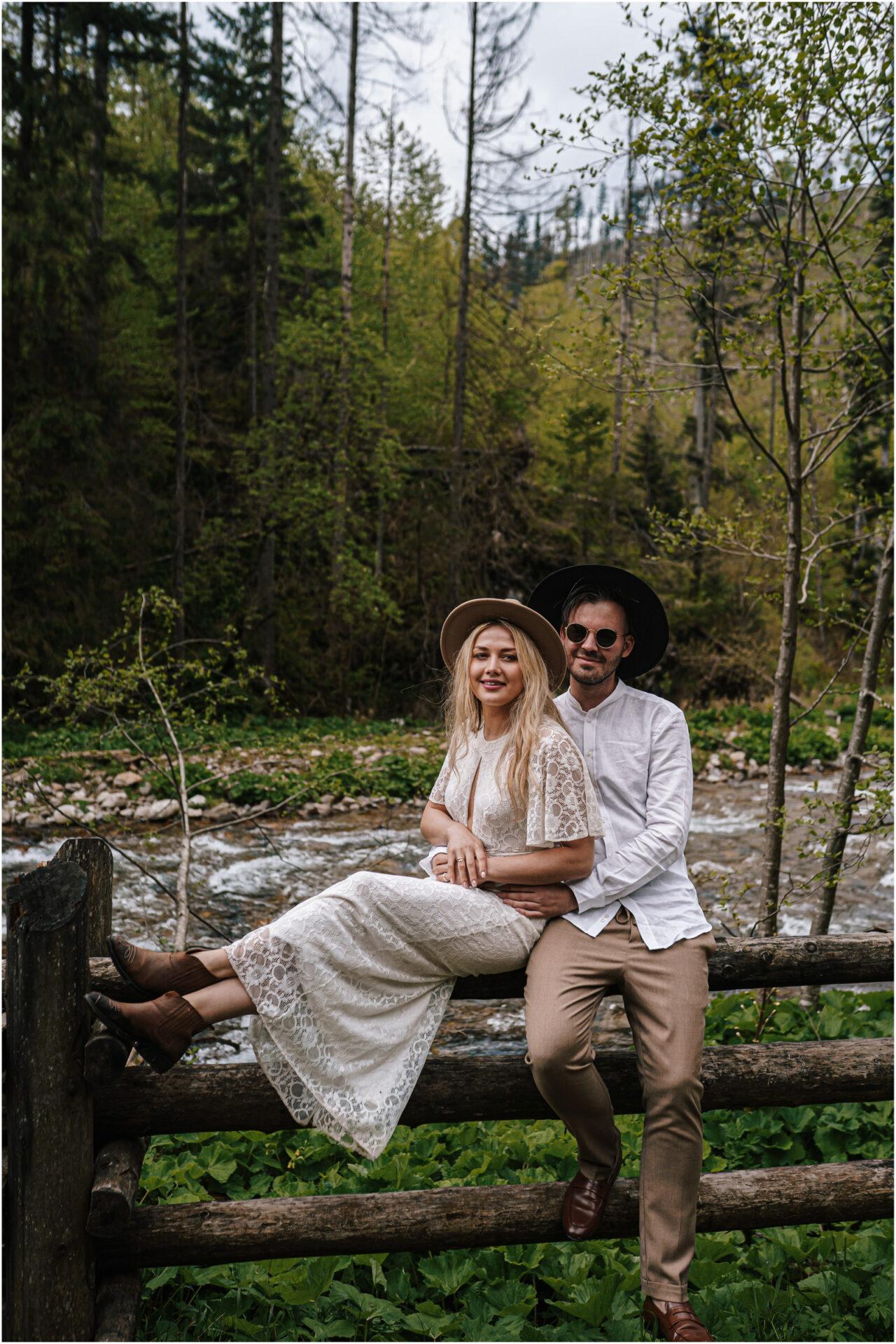 Amanda & Błażej | ślub i sesja w górach 62
