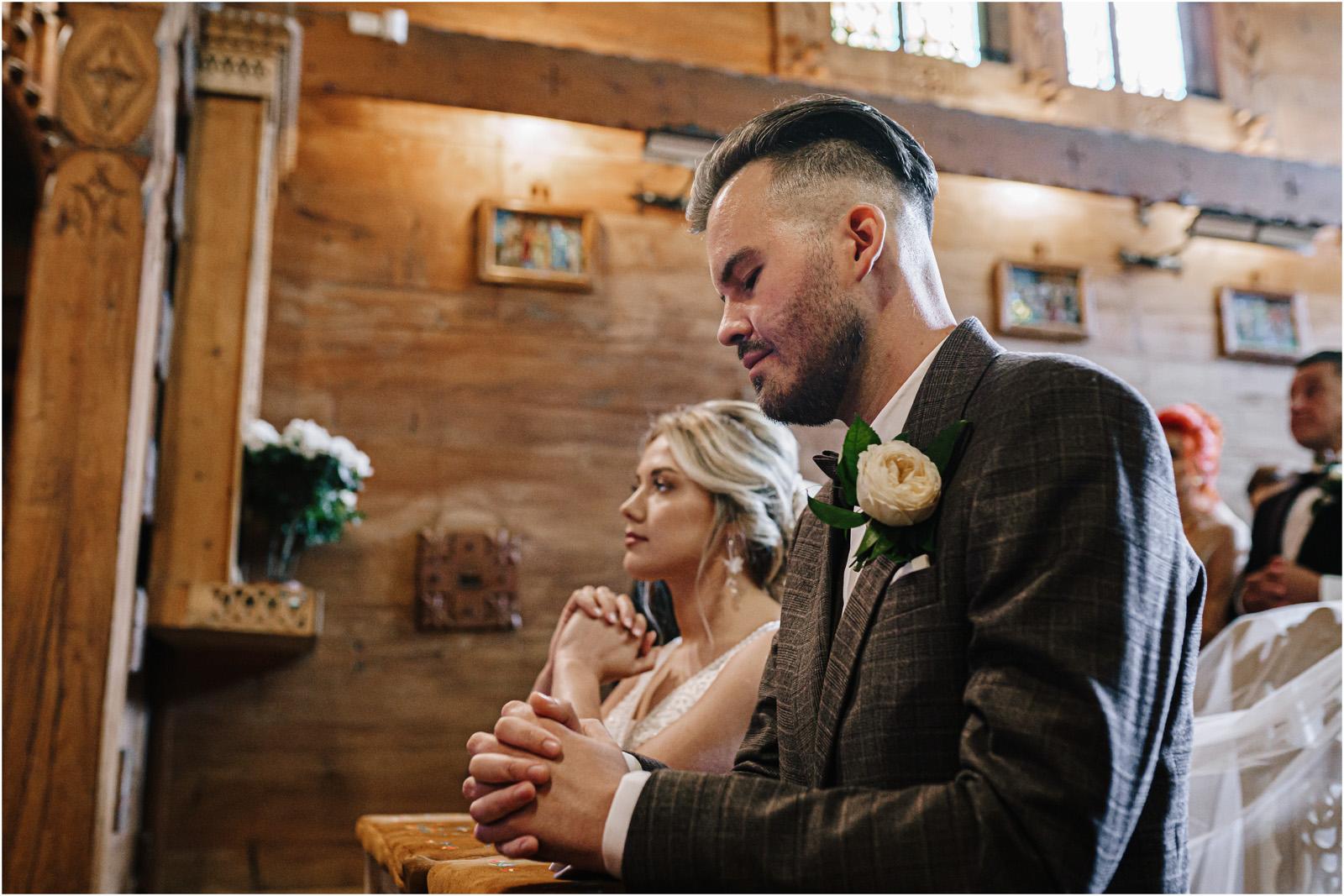Amanda & Błażej | ślub i sesja w górach 39