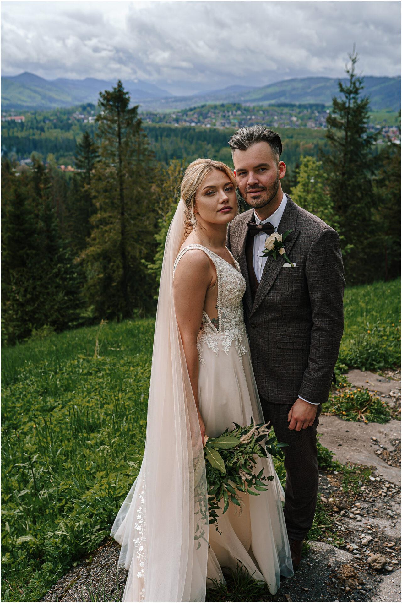 Amanda & Błażej | ślub i sesja w górach 47