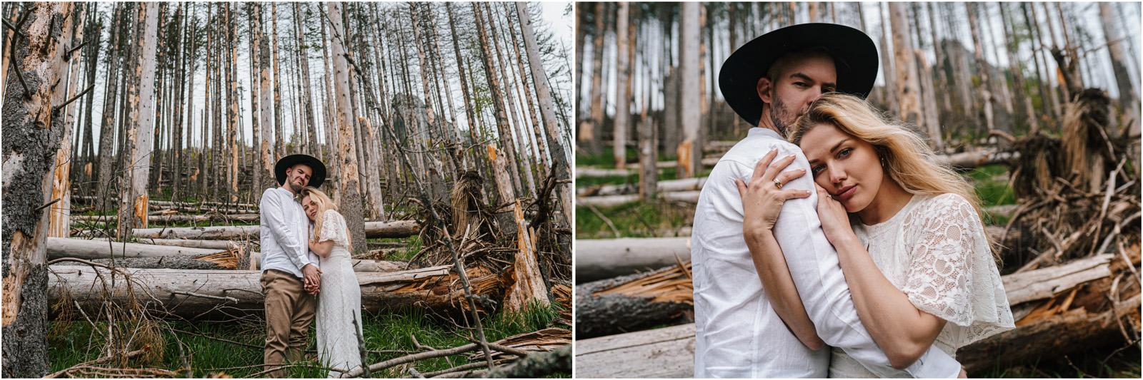 Amanda & Błażej | ślub i sesja w górach 80