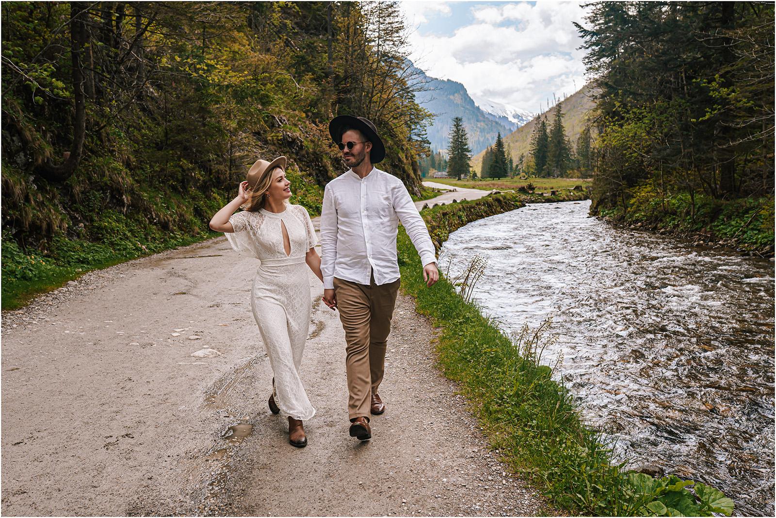 Amanda & Błażej | ślub i sesja w górach 63