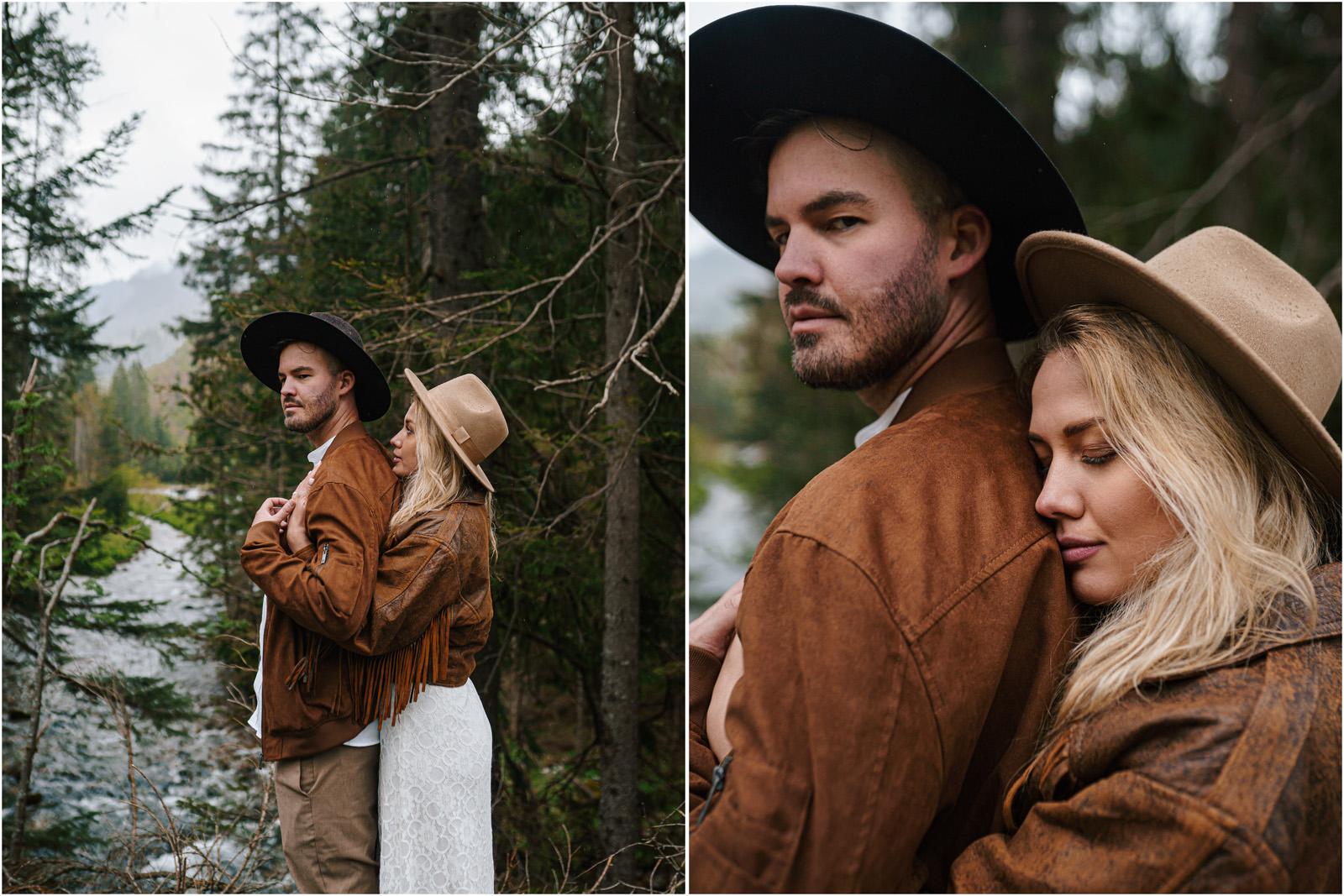 Amanda & Błażej | ślub i sesja w górach 71