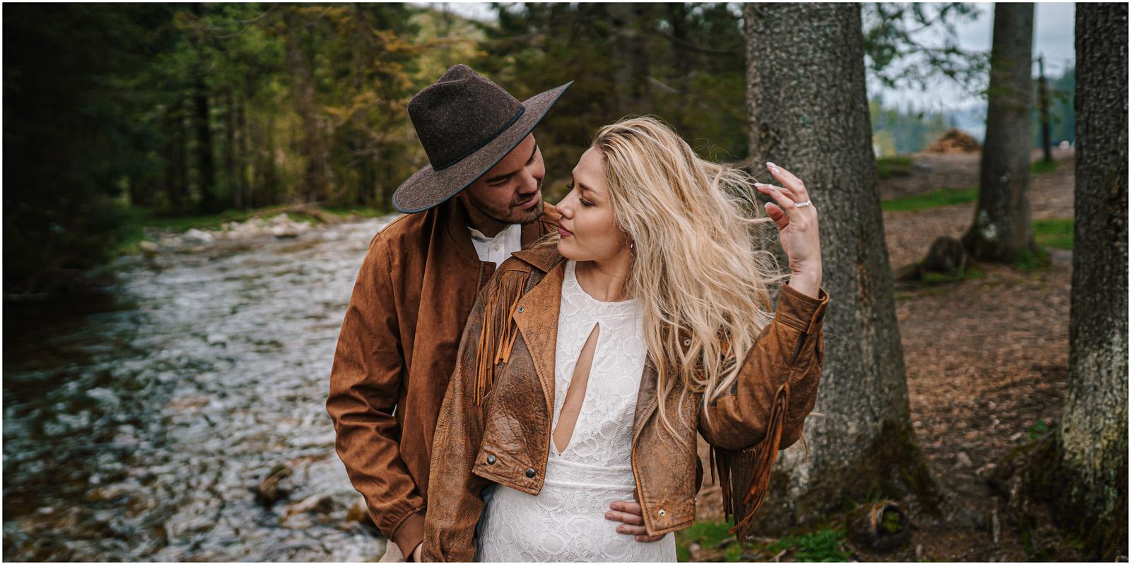 Amanda & Błażej | ślub i sesja w górach 67