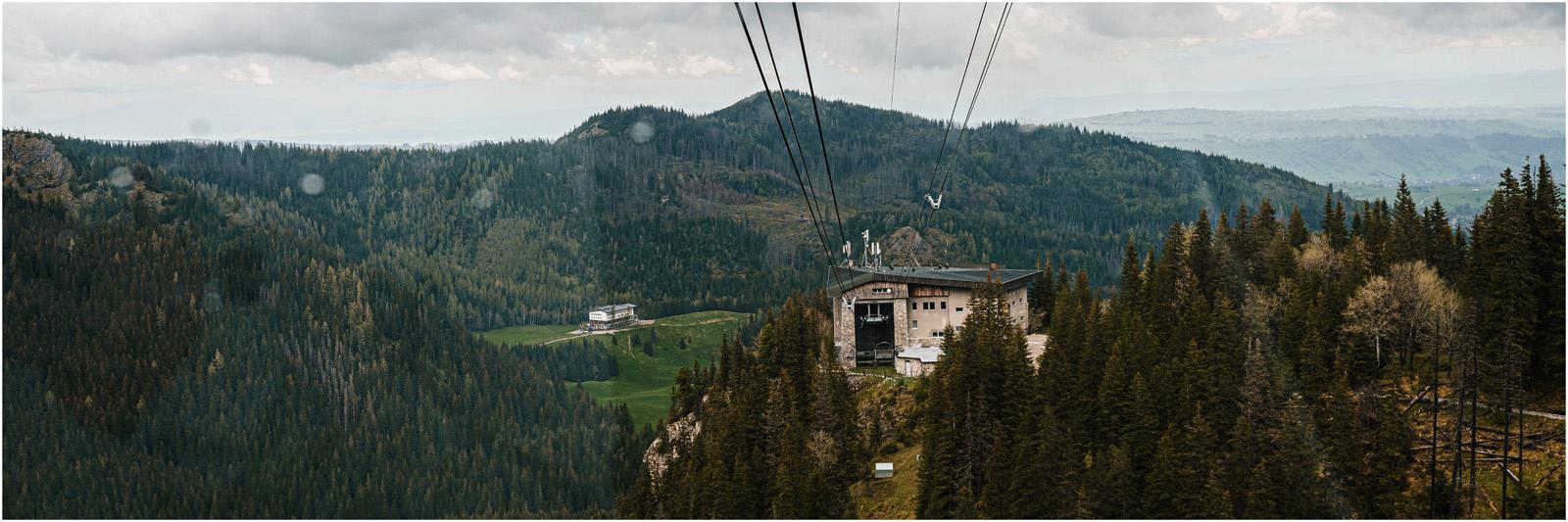Amanda & Błażej | ślub i sesja w górach 87