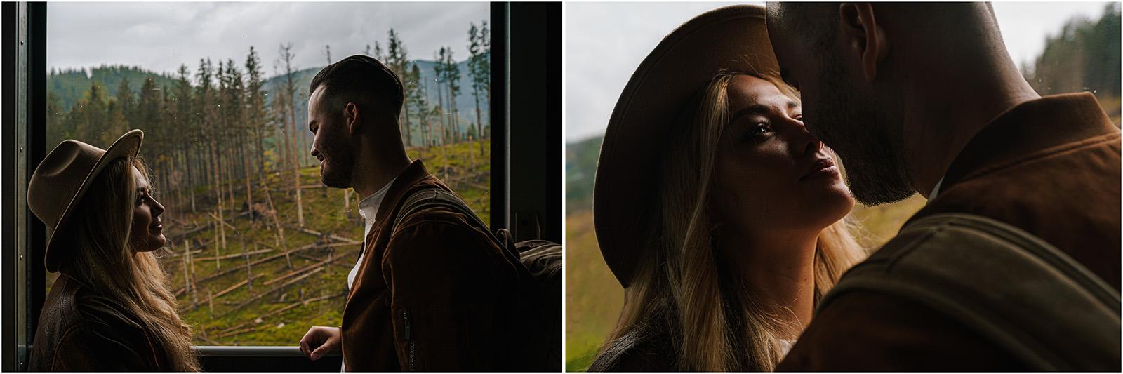 Amanda & Błażej | ślub i sesja w górach 84