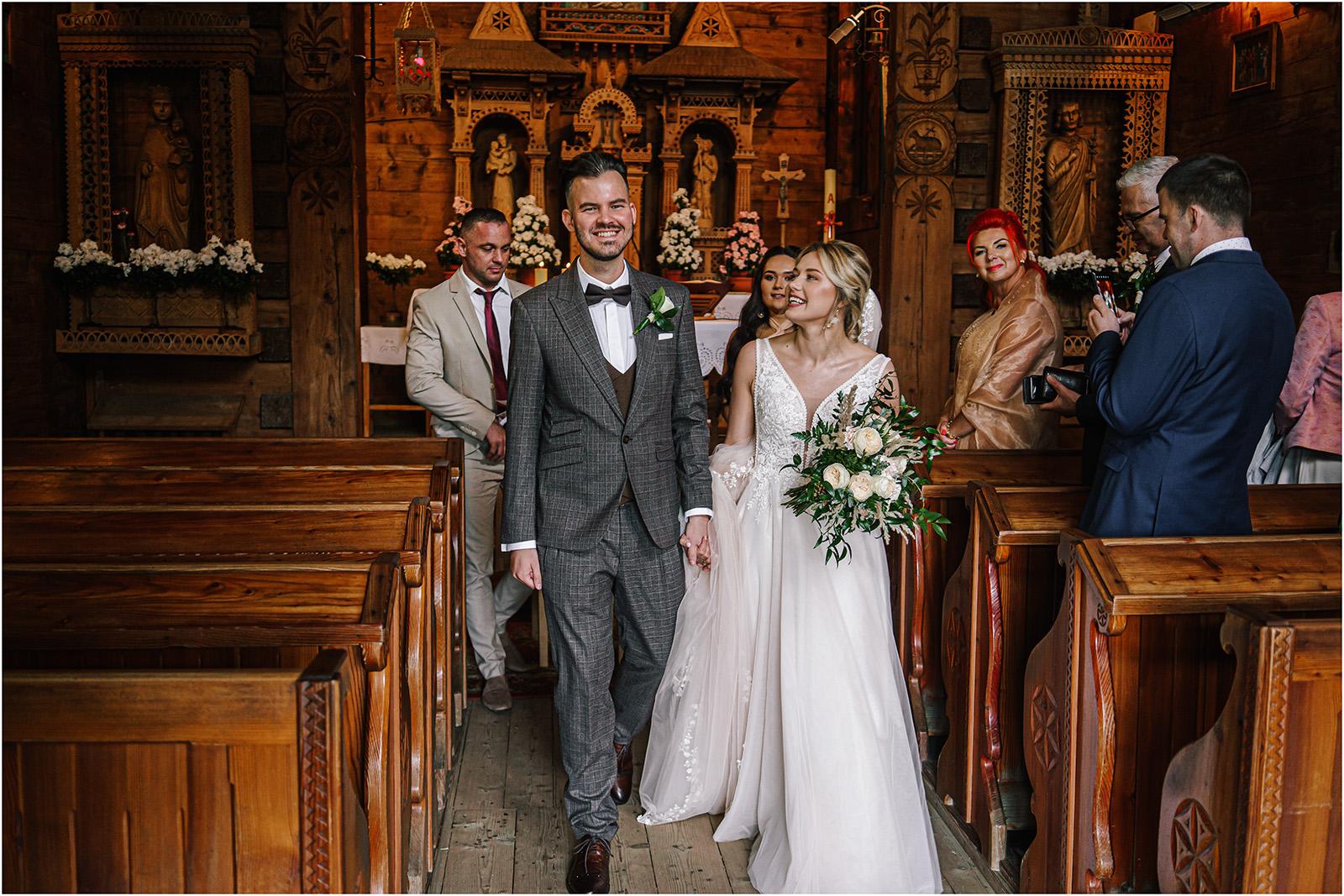 Amanda & Błażej | ślub i sesja w górach 40